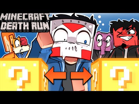 WHAT!!!... WE PLAY DEATHRUN ON MINECRAFT??? - (Delirious' Perspective) Ep. 10!