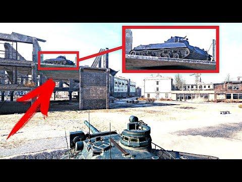 ТАКОГО В WOT ТЫ ЕЩЕ НЕ ВИДЕЛ! Супер Секретка [World of Tanks] thumbnail