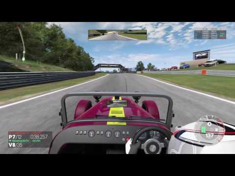 Gavra Academy Series Race 1  onboard gameplay