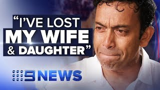 Sri Lanka attack survivor Sudesh Kolonne describes the moment a bomb went off | Nine News Australia