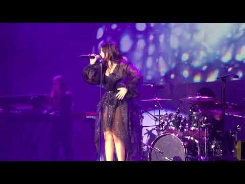 Expectations - Lauren Jauregui Live at Espaço das Américas São Paulo Brazil Opening Act Halsey