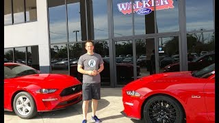 Which 2018 MUSTANG is the right one for YOU? GT or EcoBoost - Raiti's Rides