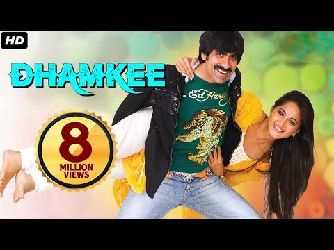 Dhamkee - Hindi Action Movie 2014 | Ravi Teja, Anushka Shetty | New Hindi Movies 2014 Full Movie