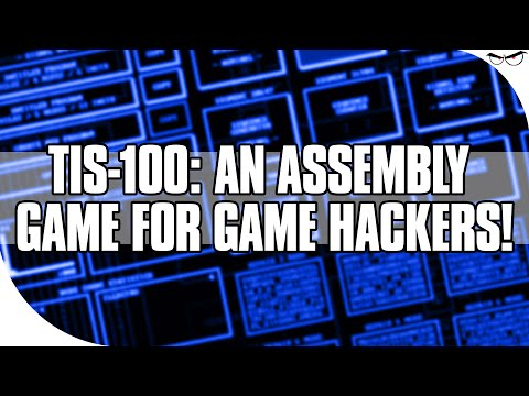 TIS-100: An Assembly Game for Game Hackers!