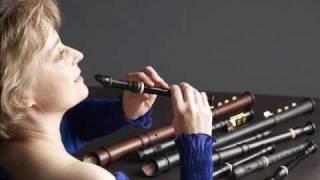 Johann Sebastian Bach BWV 1013 : IV. Bourée anglaise