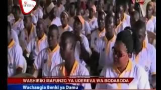 Bodaboda Mtama Lindi Wachangia Damu