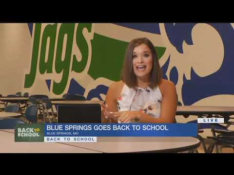 Blue Springs South High School to get new freshman wing after city approves $99 million bond