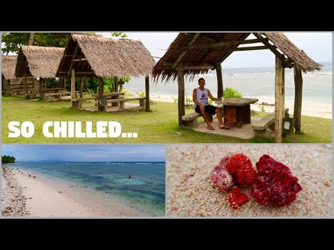 A Historic and Local Filipino Island with a PINK BEACH - Capul, Samar, Philippines