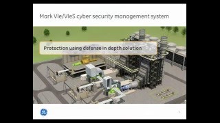 DCS | Mark VIe-VIeS Cyber Security Management System