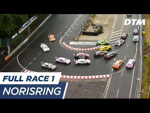 DTM Norisring 2017 - Race 1 (Multicam) - RE-LIVE (English)