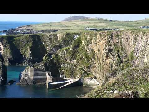 The Slea Head Drive Dingle Peninsula is a magical place