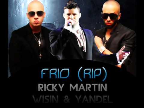 wisin y yandel ft ricky martin FRIO remix DJ ANDERSON VIDAL .wmv