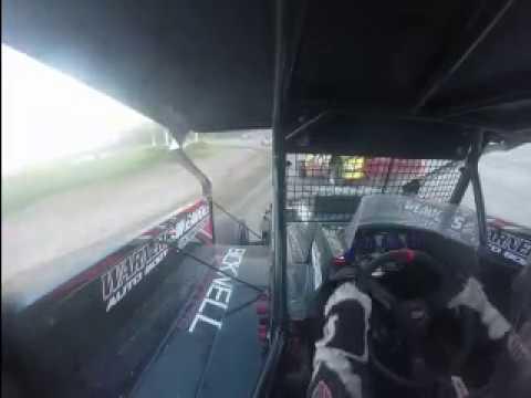 Utica Rome Speedway 7/8 SDS Heat race