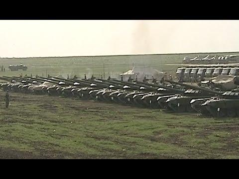 Video: Russian troops