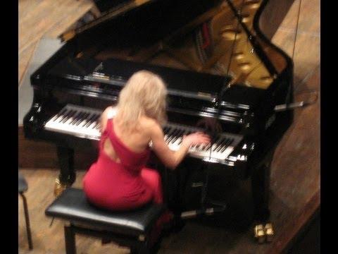 Sophia Agranovich - 'La Campanella' by Paganini-Liszt (arranged by F. Busoni)