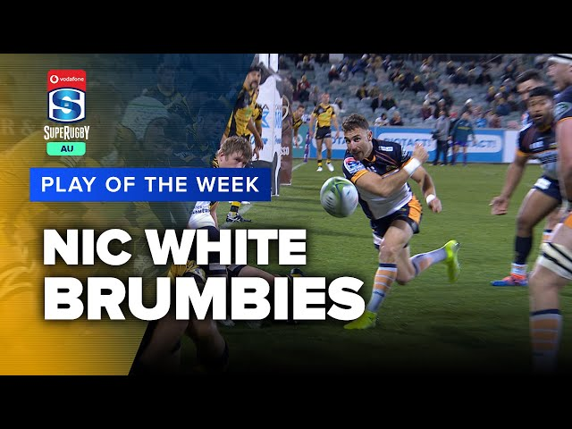 PLAY OF THE WEEK | Super Rugby AU Rd 9