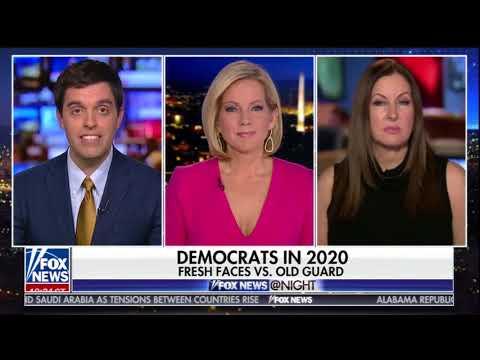 Leslie Marshall on FNC Fox News @Night 11-10-17