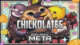 Chickolates! The Best New Control Deck! [Yu-Gi-Oh! Duel Links]