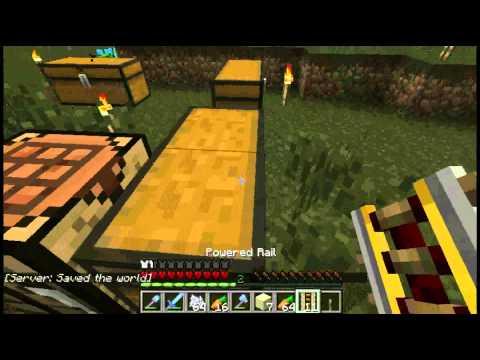 Minecraft::Omnislabs::S1:E18: Iron Foundry-Part 1