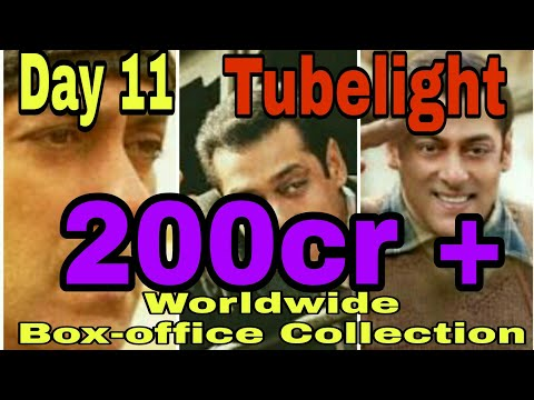 200 cr + Crossed Worldwide Collection of Tubelight Movie | Worldwide Collection of Tubelight film |