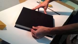 Изготовление фотокниги.mp4(http://www.imperiafoto.com Ролик показывает реальный процесс изготовления фотокниги с работами фотографа Леляк Конста..., 2013-01-09T18:50:57.000Z)