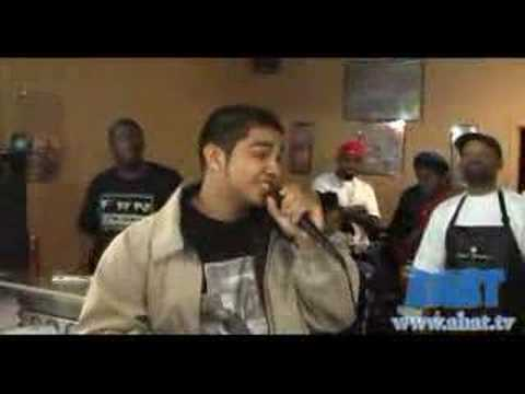 Hip-Hop Rap Battle, Blow vs. Fresh Ave in Las Vegas, AHAT
