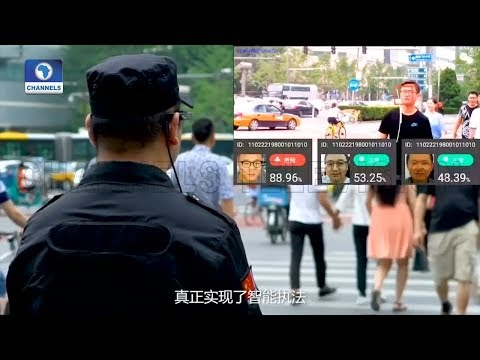 Ai Glasses Pick Out Criminals In China |Tech Trends|