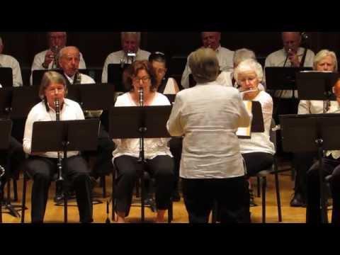 Eastman Rochester New Horizons Beginning Band Concert: Part 1
