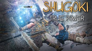 [For Honor] Shugoki's True Power! | Duel Gameplay