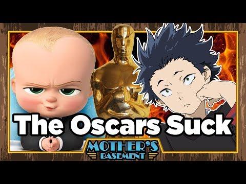 Why the Oscars Dont Get Animation - Especially Anime