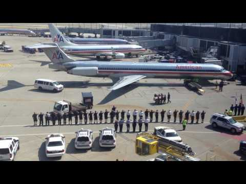 Fallen Soldier Hero Returning Home - Never Forget - Final Homecoming
