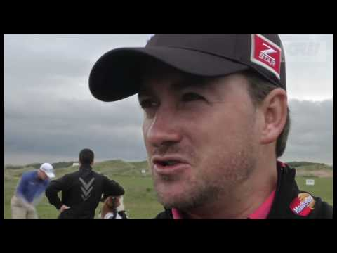 Graeme McDowell - Irish Open Interview