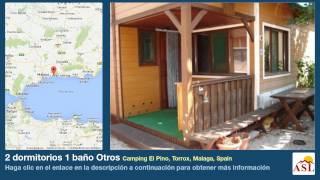 2 dormitorios 1 baño Otros se Vende en Camping El Pino, Torrox, Malaga, Spain