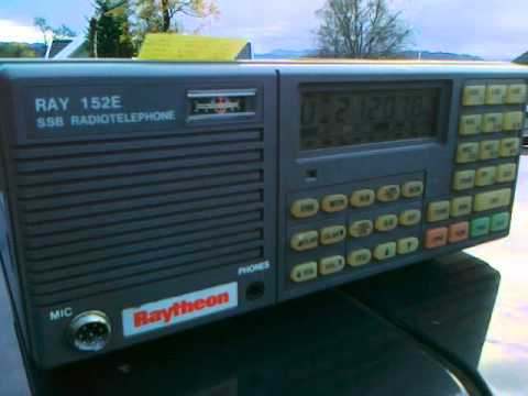 Raytheon RAY 152E SSB Radiotelephone.