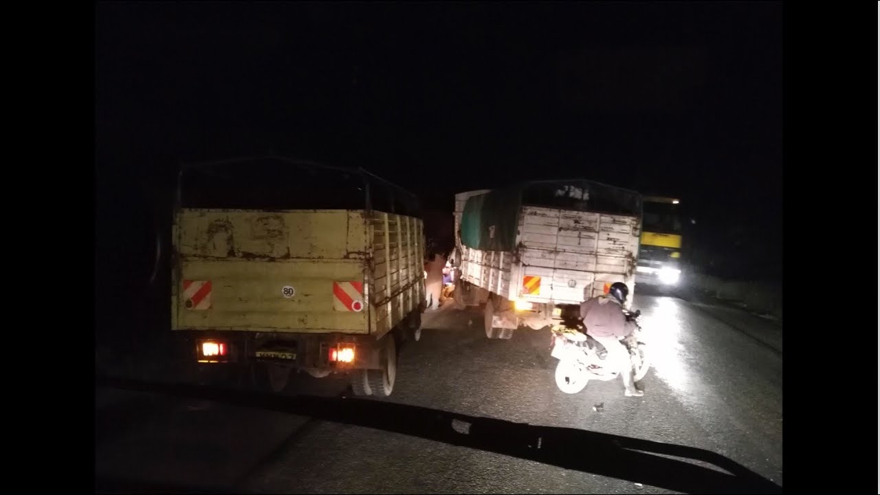 Roadside Stations to Tame East Africa Truck Accidents