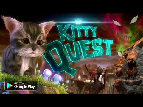 KITTY QUEST Trailer