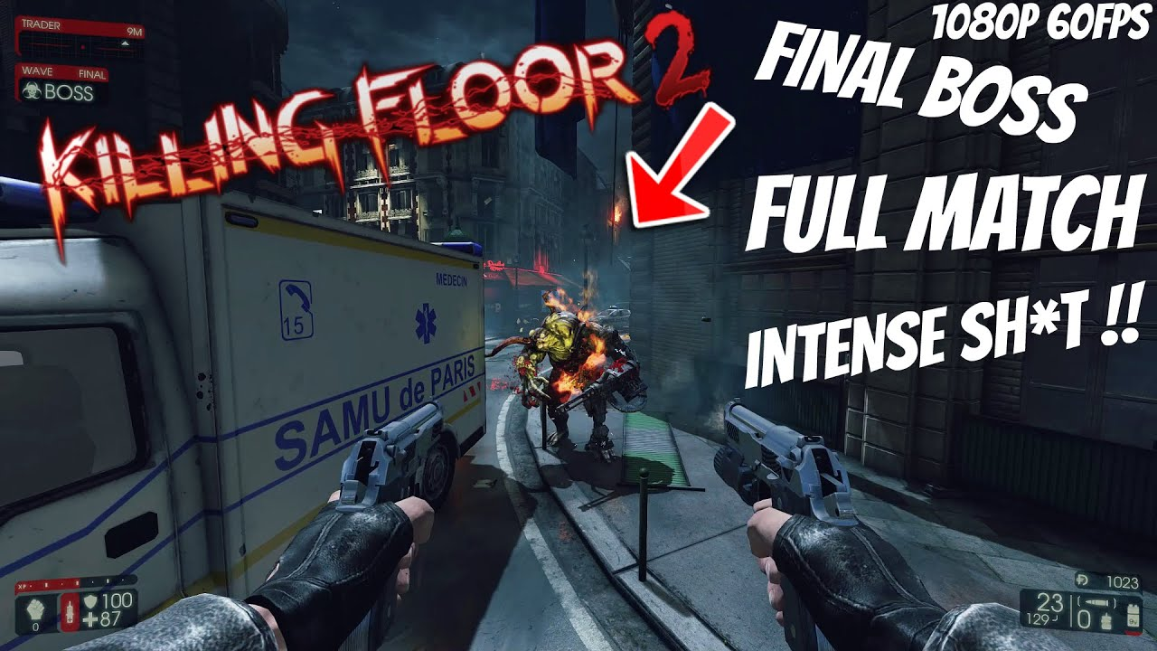 killing floor 2 online matchmaking not working An ongoing analysis of steam's player numbers, seeing what's been played the most.