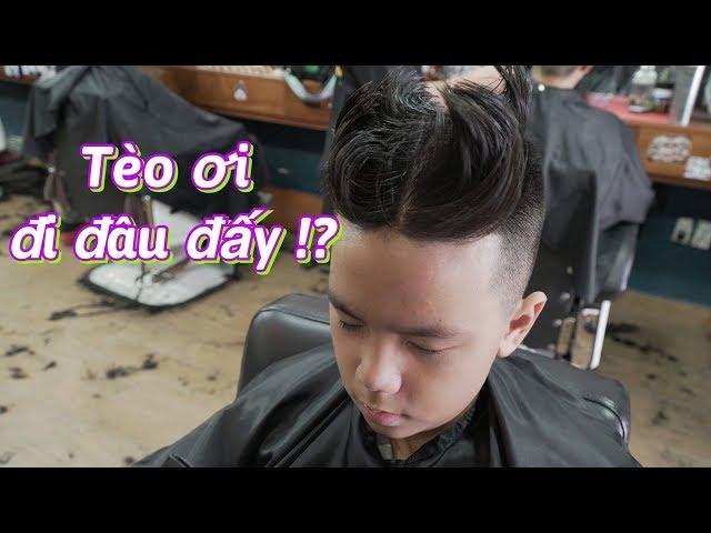 Chuyện Ku Tèo | Một Ngày Một Kiểu | Barbershop Vũ Trí