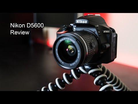 Nikon D5600 Review - YouTube