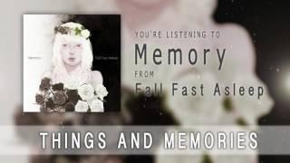 Fall Fast Asleep - Memory 【Official Lyrics Video】