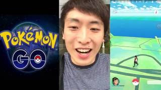 POKEMON GO: 出街玩會被當是變態...(街上即場示範) thumbnail