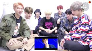 [BTS ON CRACK] BTS REACTING TO THEMSELVES