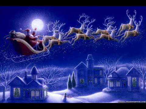 christmas music santa claus is comin and rudolph the red nosed reindeer - Rudolph And Santa