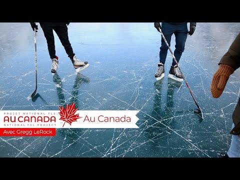 Au Canada -- par Gregg LeRock