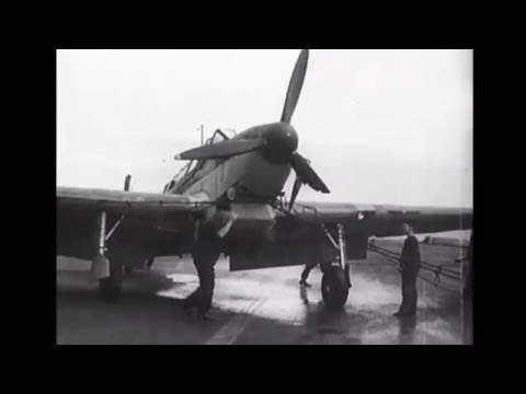 Deck Landing A Royal Navy Instructional Film (1942)