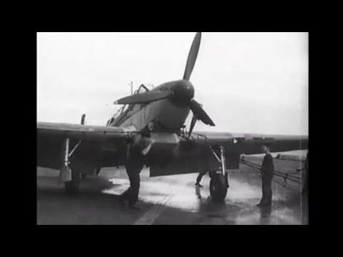 Deck Landing A Royal Navy Instructional Film (1942)