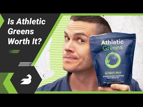 Athletic Greens Ultimate Daily Review 2019 — Worth the Price?