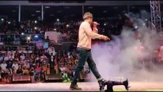 Ninja live show    New Delhi 2018    Ninja new song