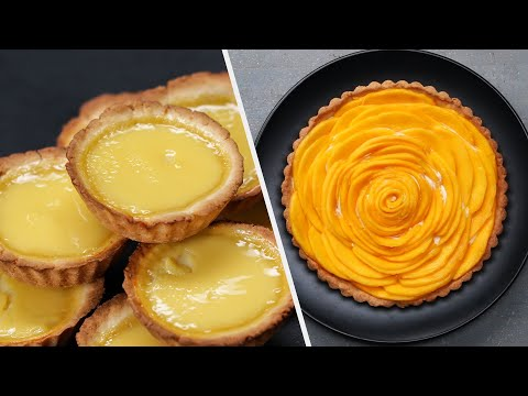 5 Tart Recipes To Satisfy Your Sweet Tooth • Tasty