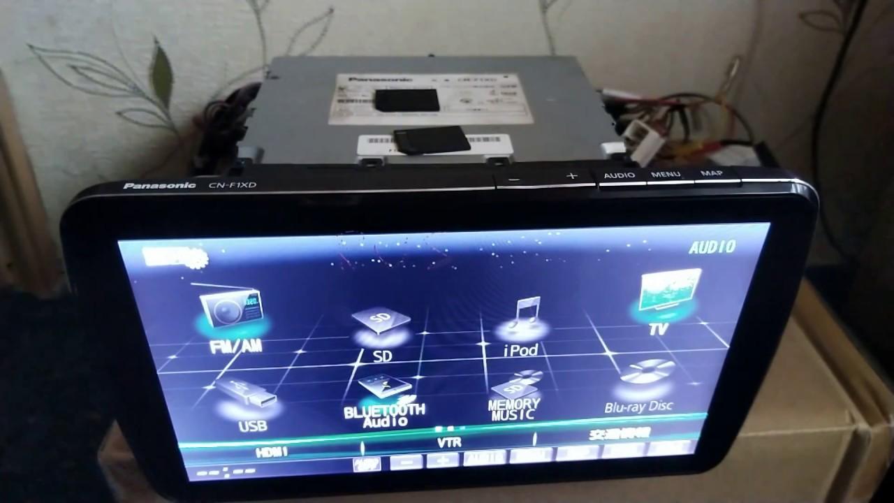 Загрузочная SD карта для японской автомагнитолы - Аксессуары во